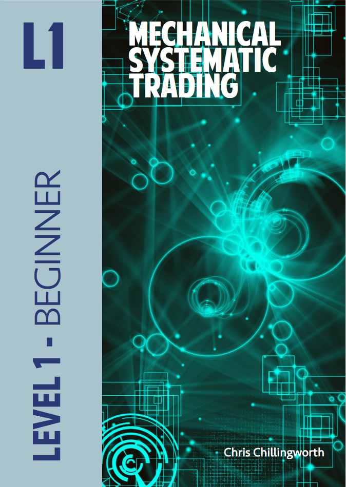 LEVEL 1 Beginners Guide to Mechanical Systematic Trading Image