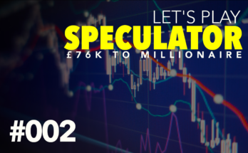 Lets Play Speculator